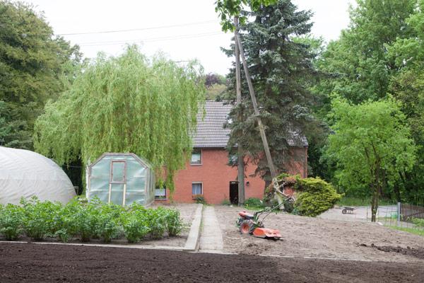 GSE: Außenwohngruppe Bauernhof
