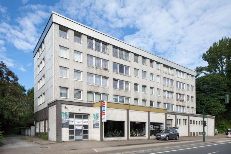 GSE: Wittenbergstraße - Wohnungen für behinderte Menschen
