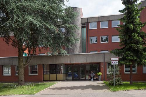 Wohnheim Grabenstr