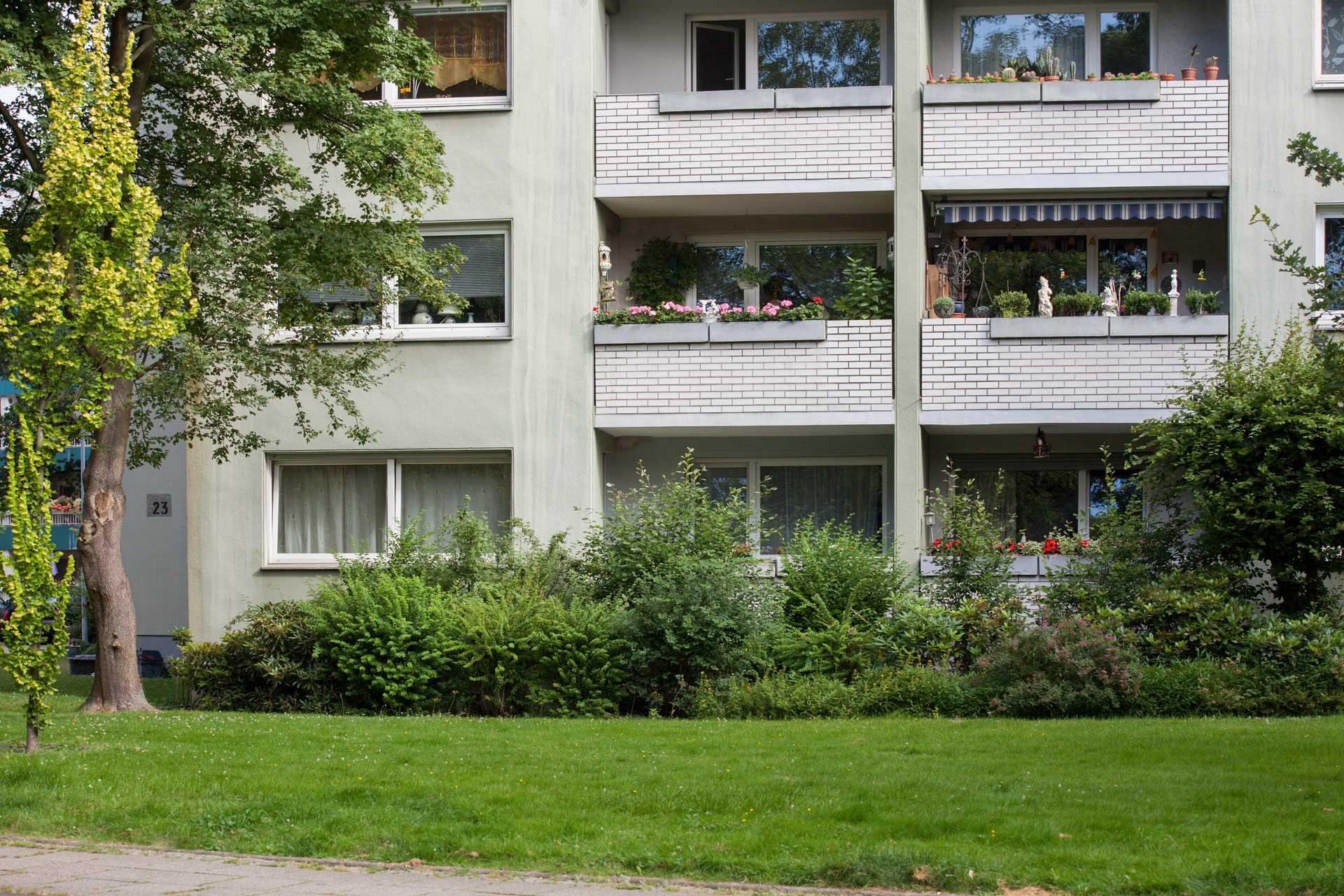 Wohngemeinschaft Mathilde-Kaiser-Straße