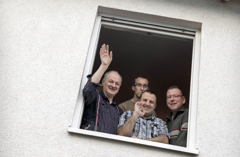Menschen mit Behinderung: Eigene Wohnung