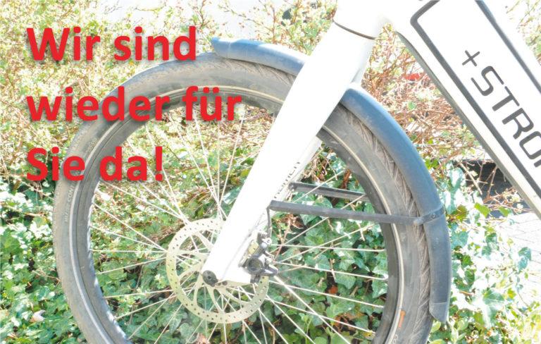 2020_04_20 Fahrrad