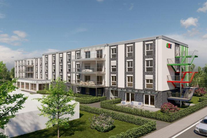 GSE Neue Pflegeeinrichtung Stoppenberg